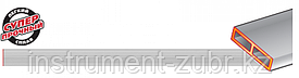 Правило прямоугольное ПП, 3.0 м, ЗУБР 10751-3.0