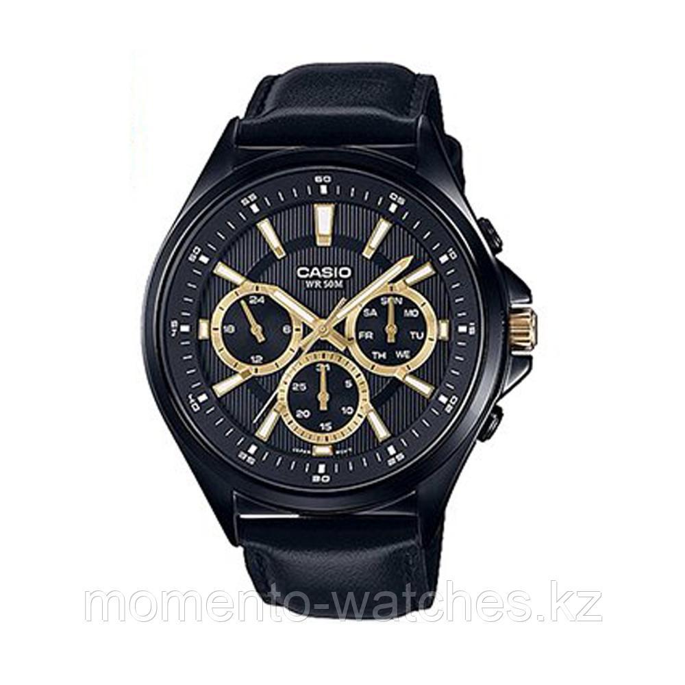 Мужские часы Casio MTP-E303BL-1A2VDF