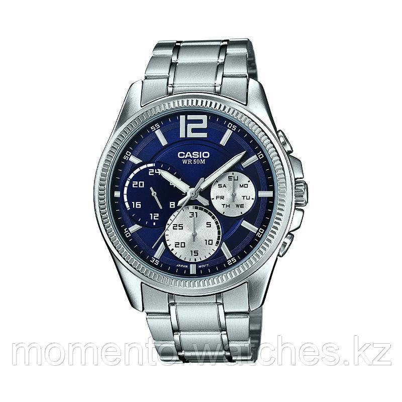 Мужские часы Casio MTP-E305D-2AVDF