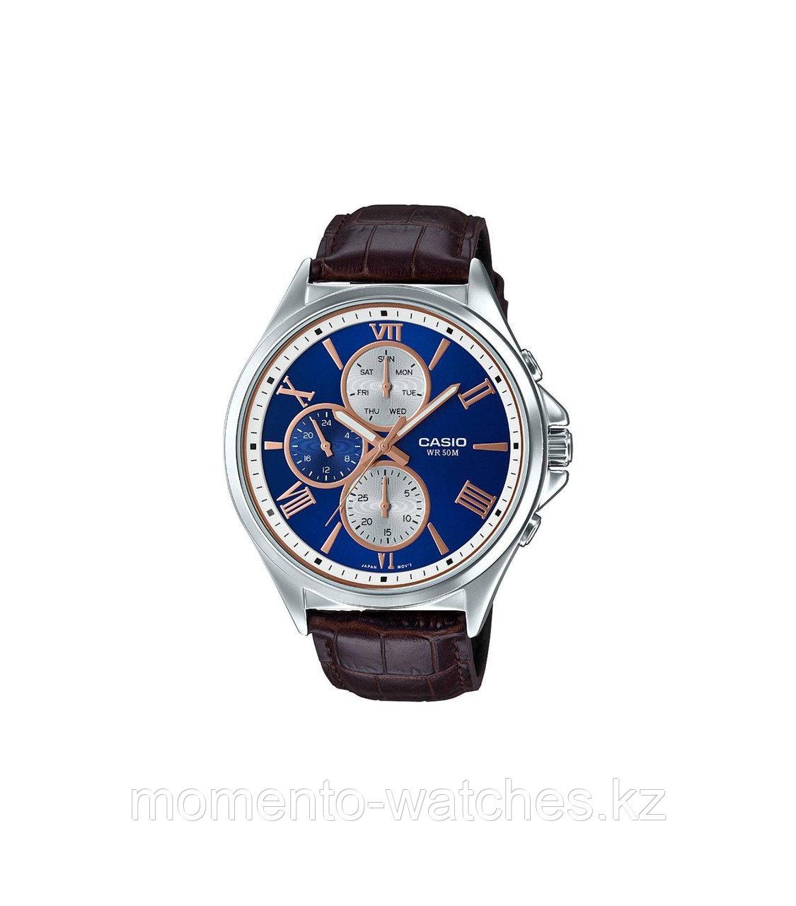 Мужские часы Casio MTP-E316L-2AVDF
