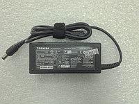 БП для ноутбуков, AC Adaptor 15V Toshiba 3A Charger, трех контактный, оригинал