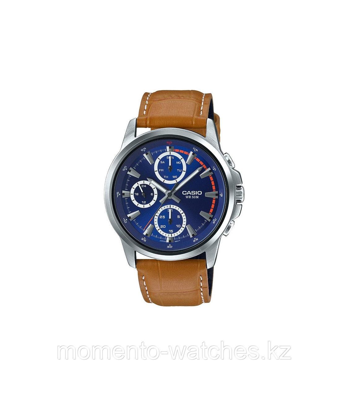 Мужские часы Casio MTP-E317L-2AVDF