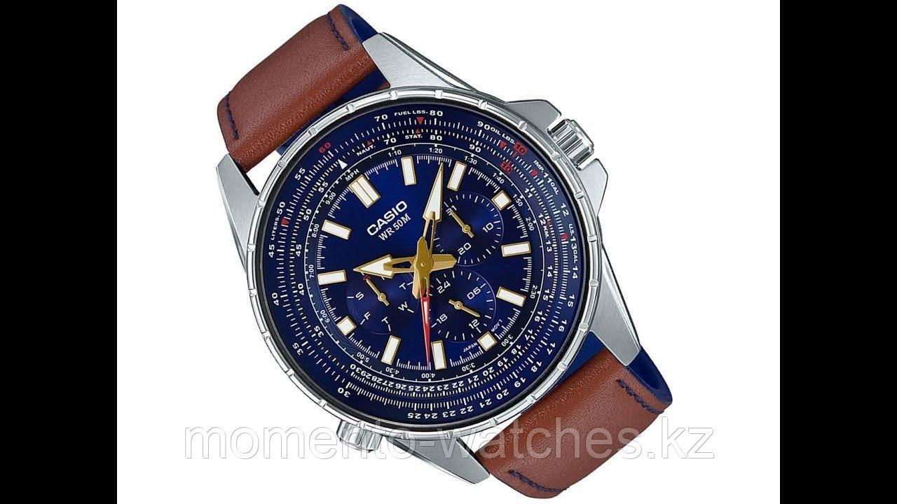 Мужские часы Casio MTP-SW320L-2AVDF