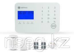 Беспроводная GSM сигнализация Optimus AG-200 (комплект), фото 2