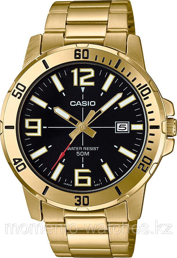 Мужские часы Casio MTP-VD01G-1BVUDF