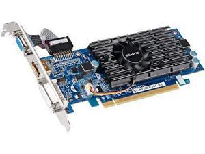 Видеокарта GigaByte GeForce GT210 1024MB (GV-N210D3-1GI)