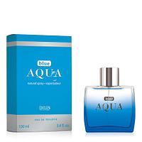 Парфюмерная вода Dilis для мужчин Aqua Blue Aqua, 100мл