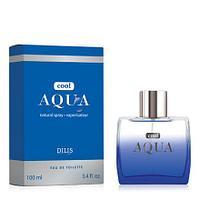 Парфюмерная вода Dilis для мужчин Aqua Cool Aqua, 100мл