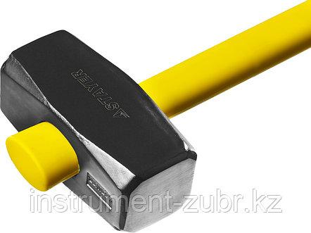 Кувалда с удлинённой фиберглассовой рукояткой 3 кг, STAYER Fiberglass-XL, фото 2