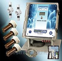 Цифровой ионизатор ClearWater CS-300 + 4 шт. электродов нового поколения CLE