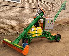 Протравливатель семян ПСК-15 c системой аспирации