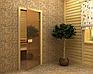 Стеклянные двери в баню, сауну, фото 6