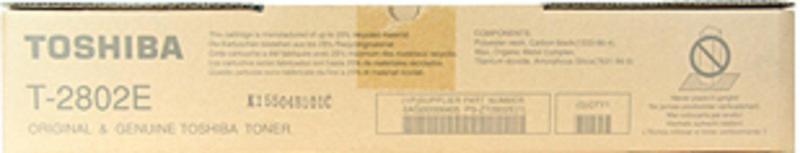 Тонер-картридж для Toshiba e-Studio2802AM/2802AF   Т-2802Е