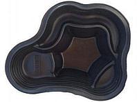 Садовый пруд Селигер 135л черный