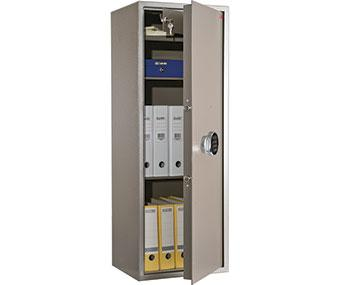 Офисный и мебельный сейф AIKO TM.120T EL (1200х440х355)