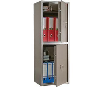 Офисный и мебельный сейф AIKO TM.120T/2 (1200х440х355)