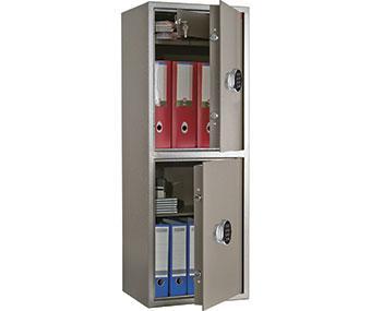 Офисный и мебельный сейф AIKO TM.120T/2 EL(1200х440х355)