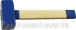 Кувалда СИБИН с деревянной рукояткой, 4кг, фото 2