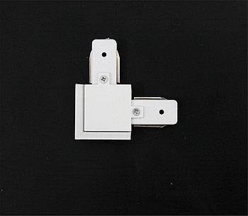Соединитель CONNECT (L- образный) белый