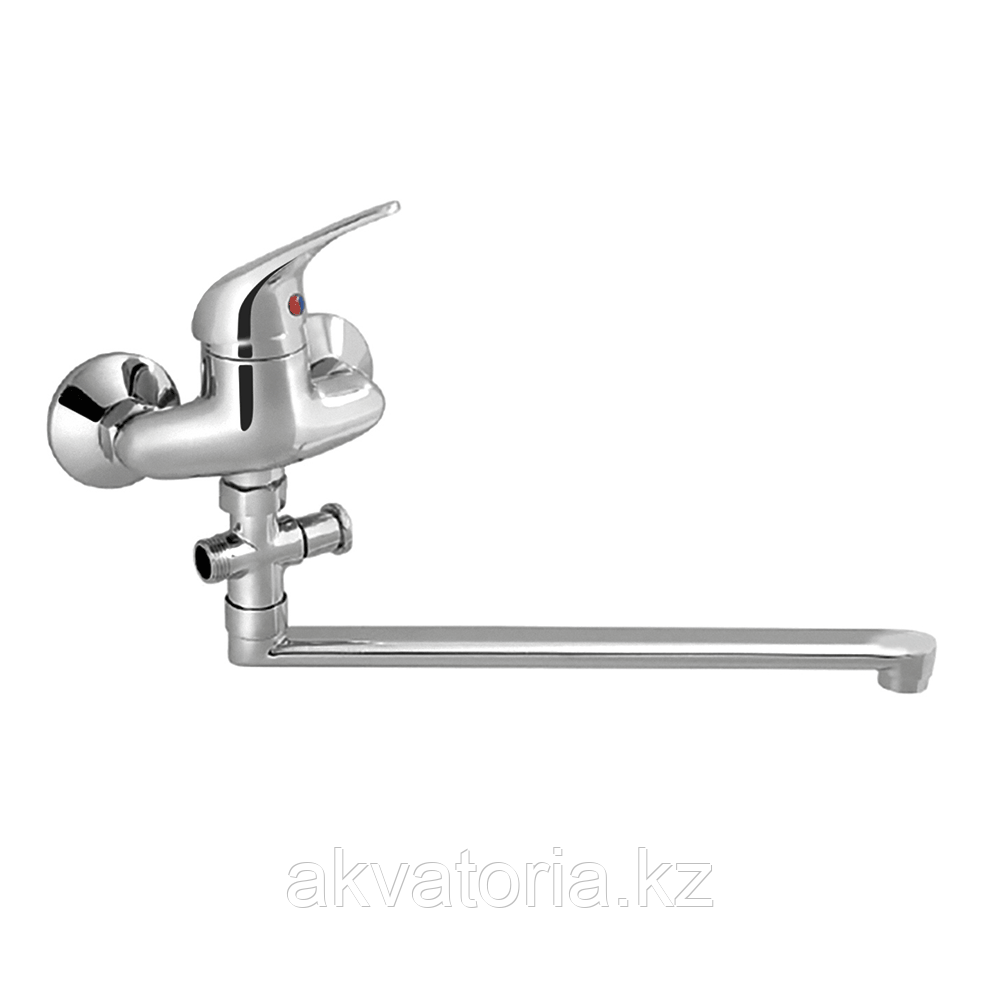 Настенный смеситель для ванны ЕА.3518.-150 481229