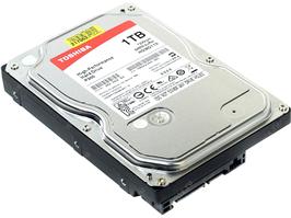 Жесткий диск Toshiba HDWD110UZSVA 1000Gb