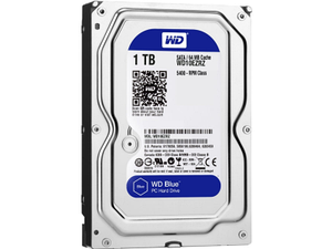 Жесткий диск Western Digital WD10EZRZ 1000Gb