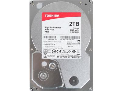 Жесткий диск Toshiba HDWD120UZSVA 2000Gb
