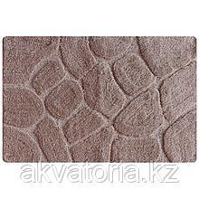 Коврик д/в полиэс. Grey stones 50*80 iddis MID200M