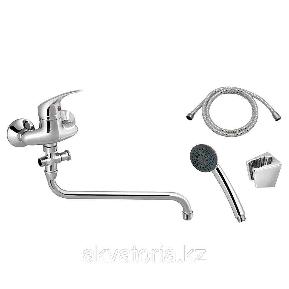 Настенный смеситель для ванны ТВ.4017-150 481327