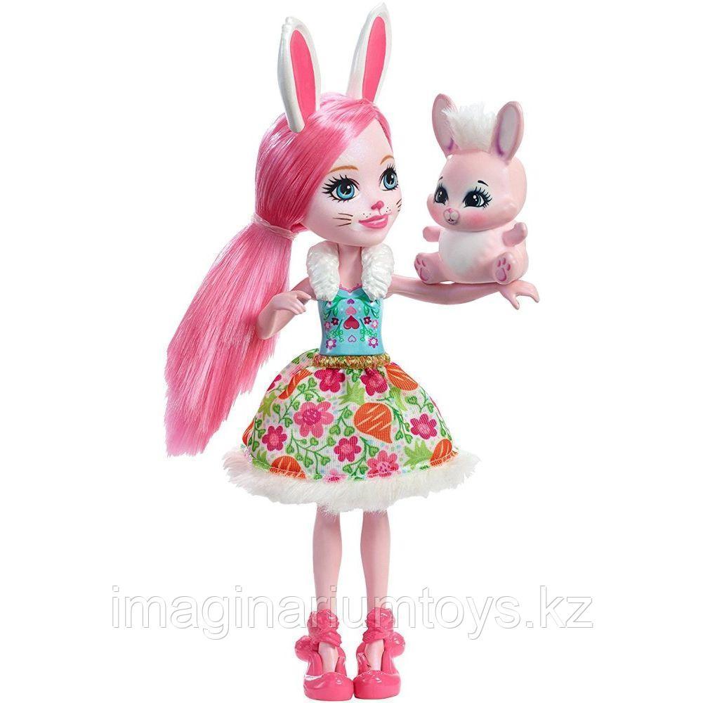 Кукла Enchantimals Бри Кроля