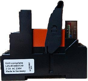 Релейный модуль 230V AC LZS Siemens, фото 2
