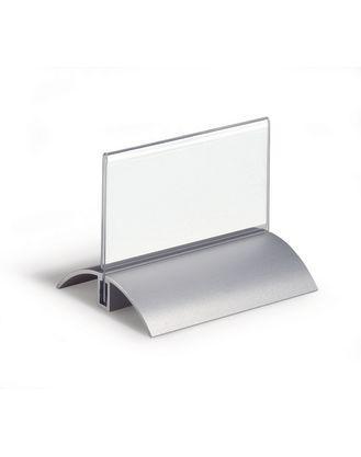 Настольная подставка De Luxe Durable прозрачная 820019