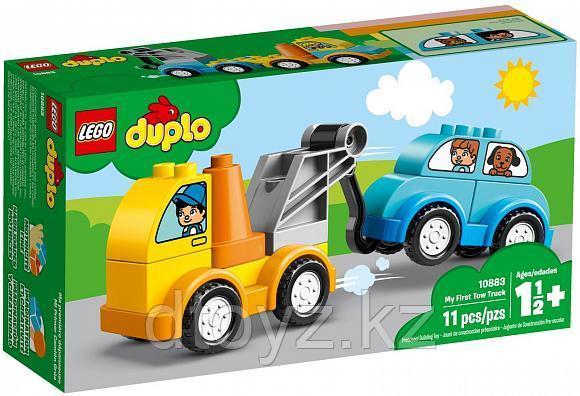 Lego Duplo 10883 Мой первый эвакуатор, Лего Дупло