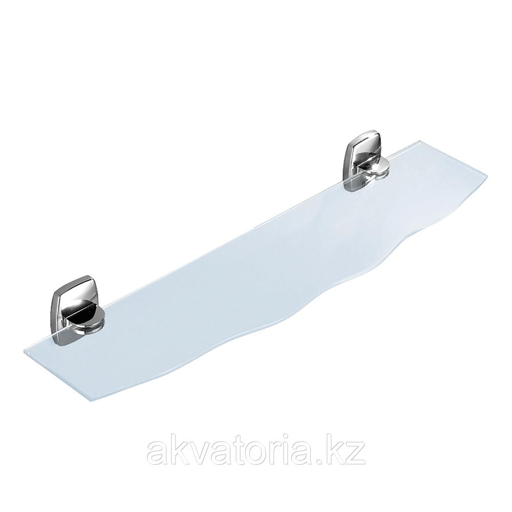 Полка стеклянная для ванной комнаты 1390 489504