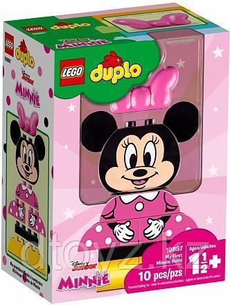 Lego Duplo 10897 Дисней™ Моя первая Минни, Лего Дупло