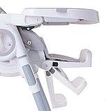 Стульчик для кормления PITUSO MELON Grey/ Серый ECO-кожа, фото 3