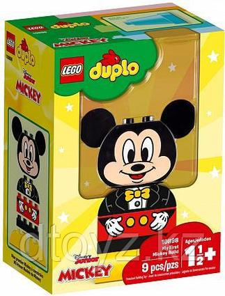 Lego Duplo 10898 Дисней™ Мой первый Микки, Лего Дупло