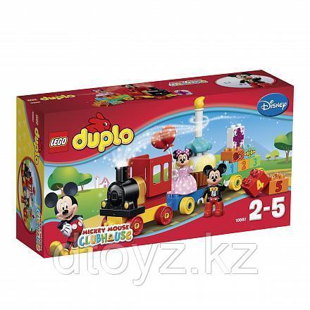 Lego DUPLO 10597 День рождения с Микки и Минни, Лего Дупло