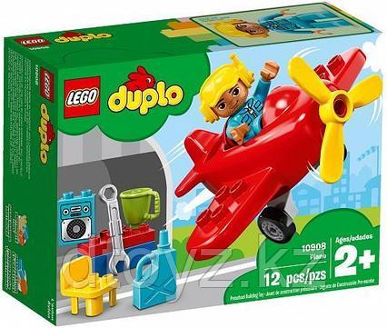 Lego Duplo 10908 Самолёт, Лего Дупло