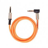 Кабель аудио сигнала RITMIX RCC-247 Orange джек 3.5/джек 3.5 1м.