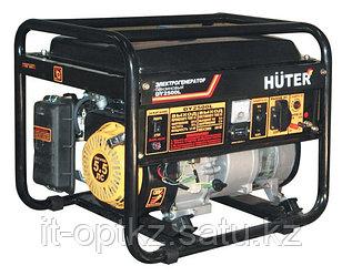 Портативный бензогенератор HUTER DY2500L