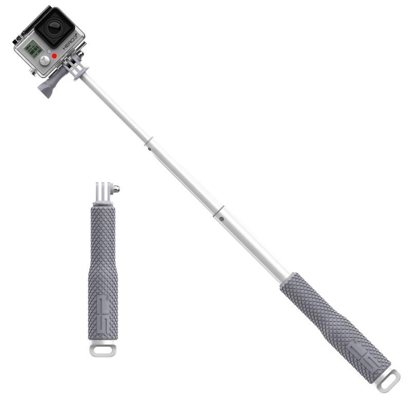 """Монопод телескопический GoPro SP 53012 (POV POLE 19""""  размер L  цвет серебряный)"""