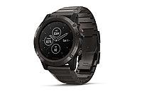Умные часы Garmin Fenix 5X Plus Sapphire Титан 010-01989-05