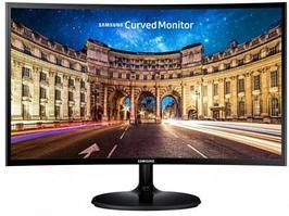 Монитор Samsung LC24F396FHIXCI