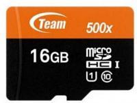Карта памяти Team Group 16GB TUSDH16GCL10U02