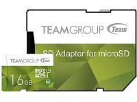 Карта памяти Team Group 16Gb TCUSDH16GUHS43