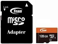 Карта памяти Team Group 128GB TUSDX128GUHS03