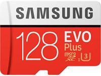 Карта памяти Samsung EVO Plus MB-MC128GA/RU