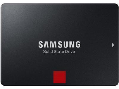 Жесткий диск Samsung 860 PRO MZ-76P256BW, черный