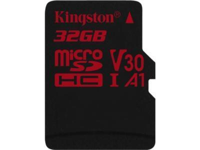 Карта памяти Kingston SDCR 32GBSP 32Gb